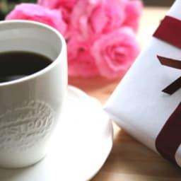 コーヒーとプレゼント