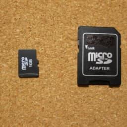 マイクロSD