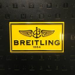 ブライトリング 箱 ロゴ