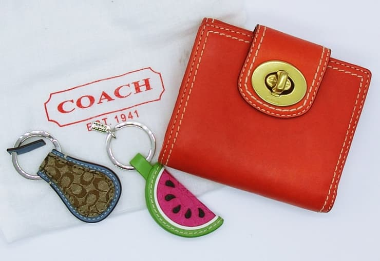 コーチ財布01