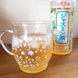 ジャスミンティー冷茶