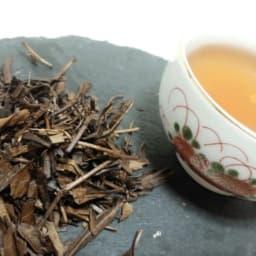 ほうじ茶と茶葉