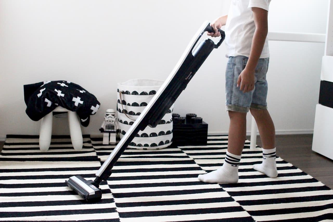 スティック掃除機