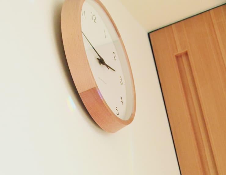 掛け時計-4