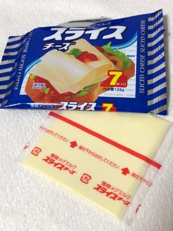 第4位 雪印メグミルク スライスチーズ