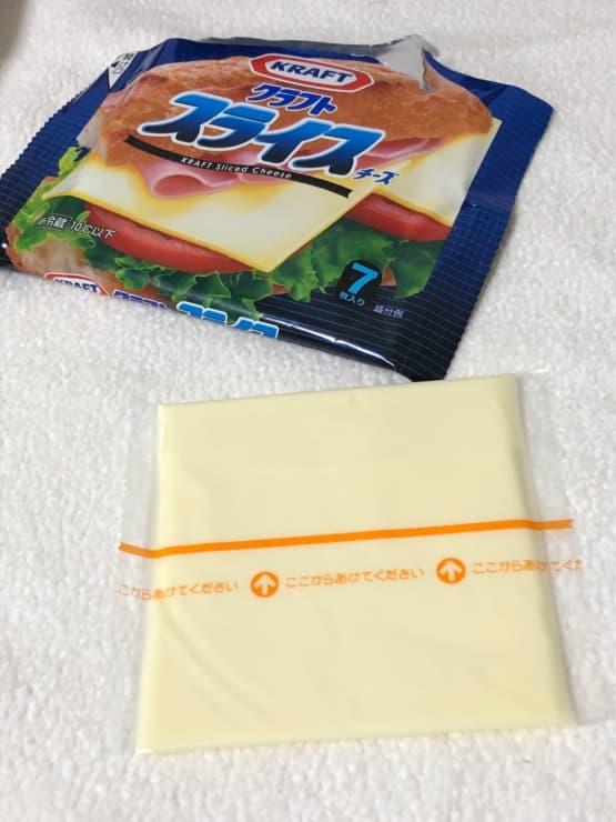 第7位 KRAFT クラフト スライスチーズ