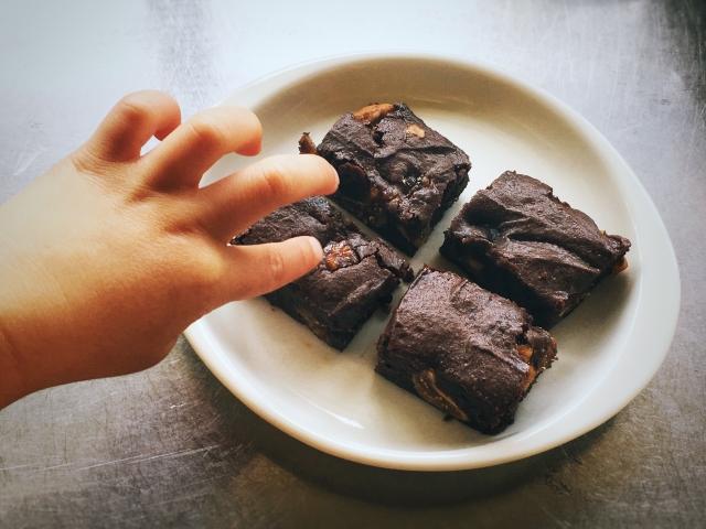 オーガニックチョコレートのお菓子